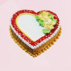 Butter Scotch 1 Kg Heart