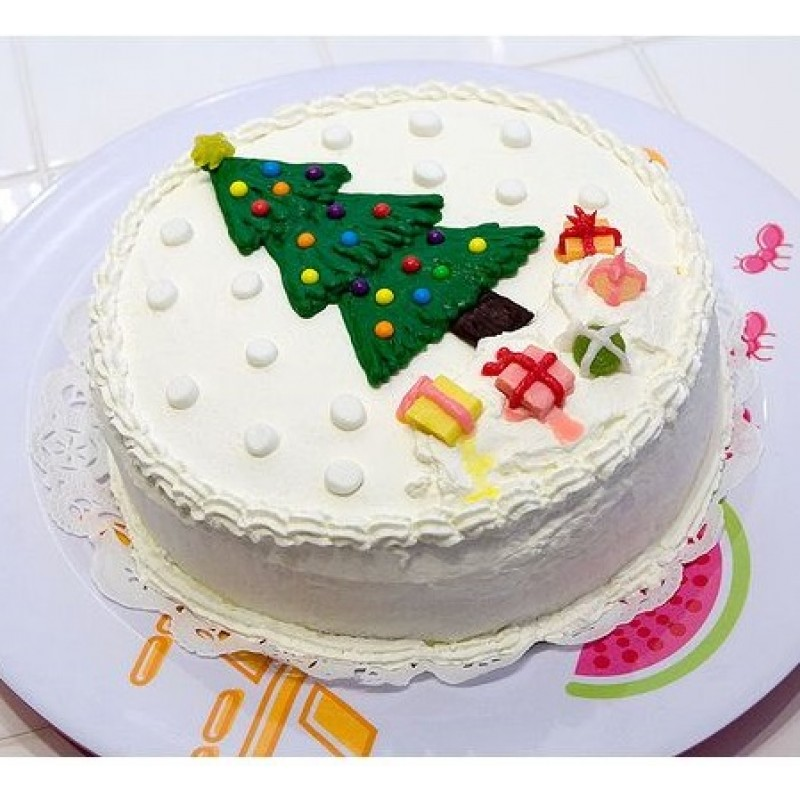 Christmas Tree Cake Online Cake Delivery In Bhopal