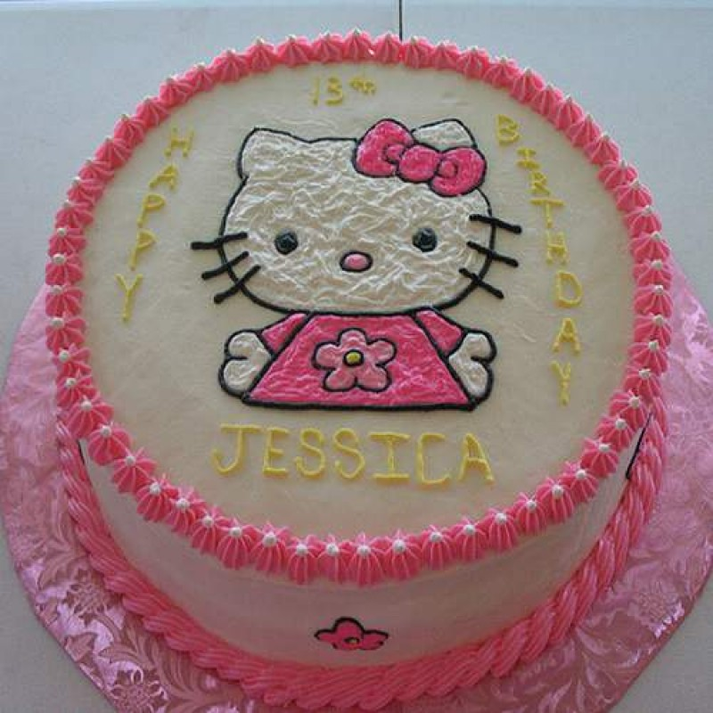 hello kitty cake kitty cake 4781