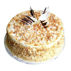 Butter Scotch Regular Cake