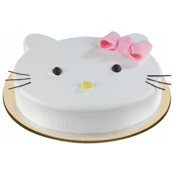 Kitty Face Cake (2Kg)
