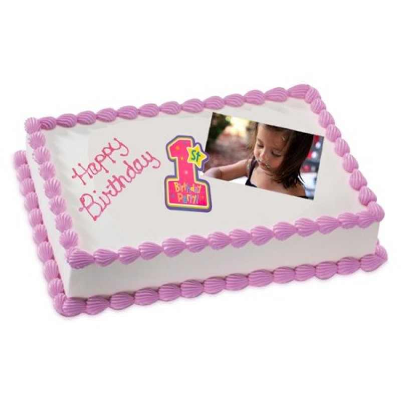 Buy Birthday Photo Cake
