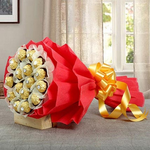 Rocher Chocolate Bouquet
