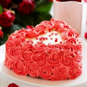 Heart Shape Cake (13)