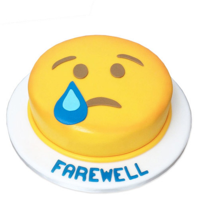 sad emoji cake online cake delivery in bhopal delhi
